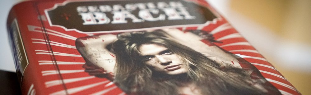 Sebastian Bach, *ex-frontman for rock band Skid Row, was a youth gone wild. Now he's a solo artist, actor and author.