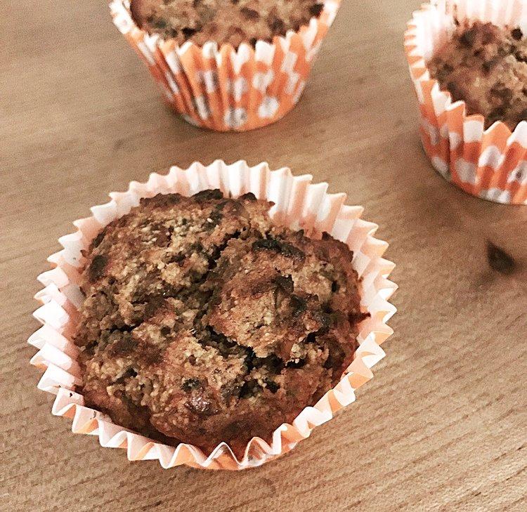 Mince Pie Muffins