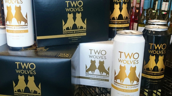 BEER     At Two Wolves, our focus is on a dark ale and a light ale. We believe in not trying to be all things to all people. Two Wolves is proudly brewed in collaboration with Factory Brewing, in Vancouver, BC.      EXPLORE