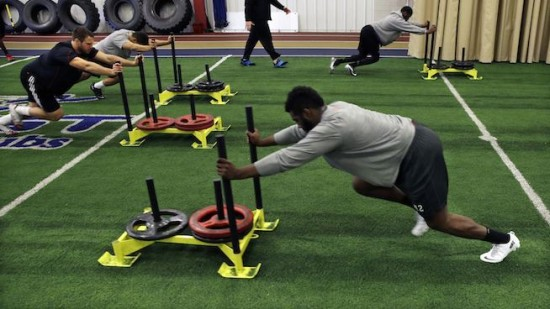 Football Strength & Conditioning in Mason, OH
