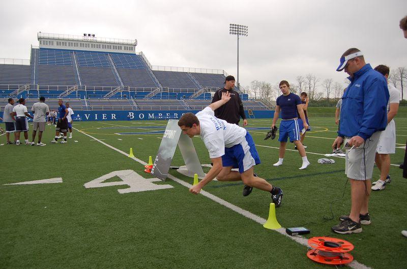 Speed & Agility Training in Mason, OH