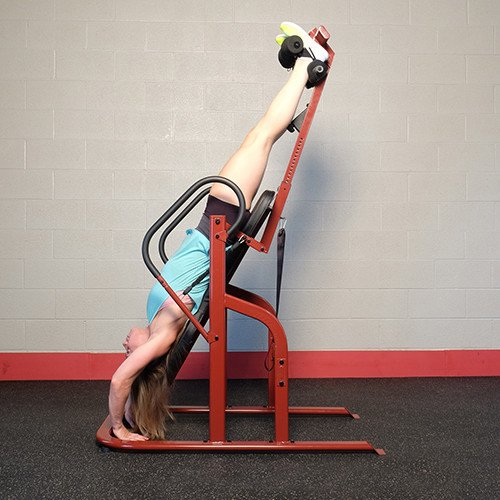 Inversion Therapy for Athletes
