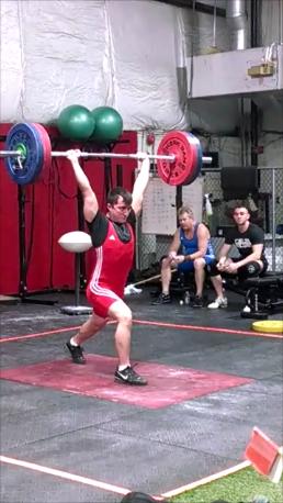 Olympic weightlifting Cincinnati
