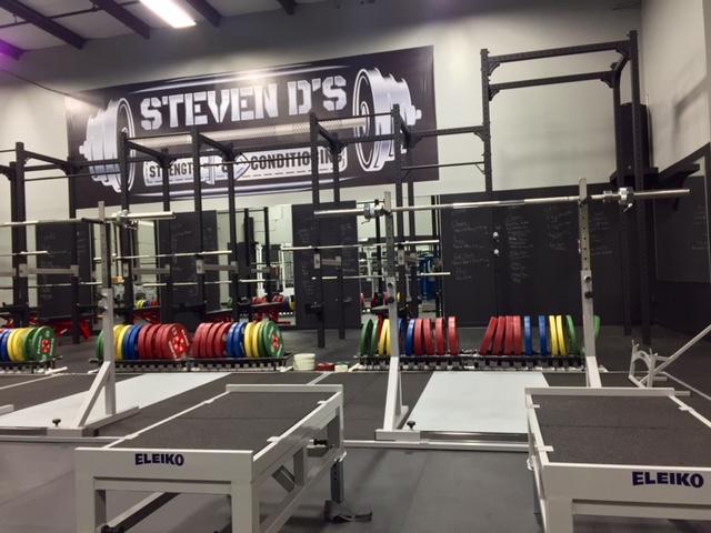 Olympic weightlifting Cincinnati, Ohio