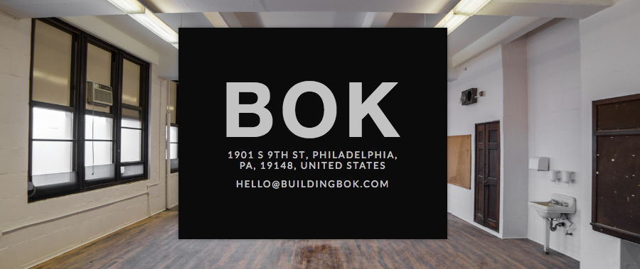 Klip Collective is located in the  Bok Building  in South Philadelphia.