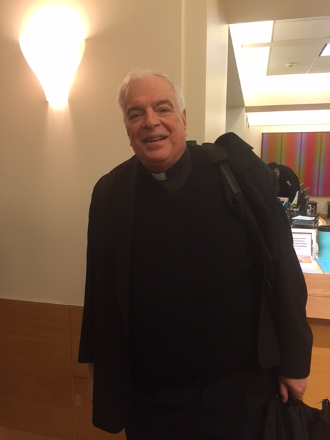 """First Friday Club of Cleveland Meeting with Father John Manning; """"Business  After Hours"""" Organized by the Eastern Lake County Chamber of Commerce -  Immigration Lawyers"""