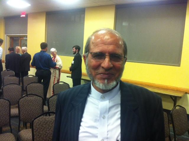 Dr. Muhammad Shafiq at Iftar Dinner