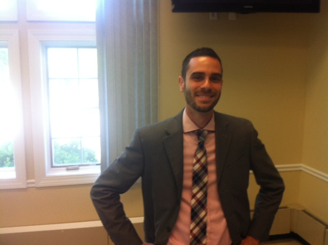 Ryan Morgan speaks at Painesville Chamber of Commerce