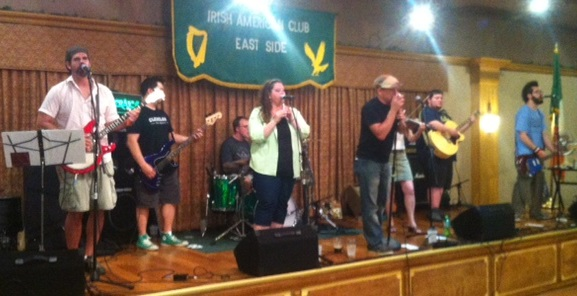 Craic Plays at Irish American Club