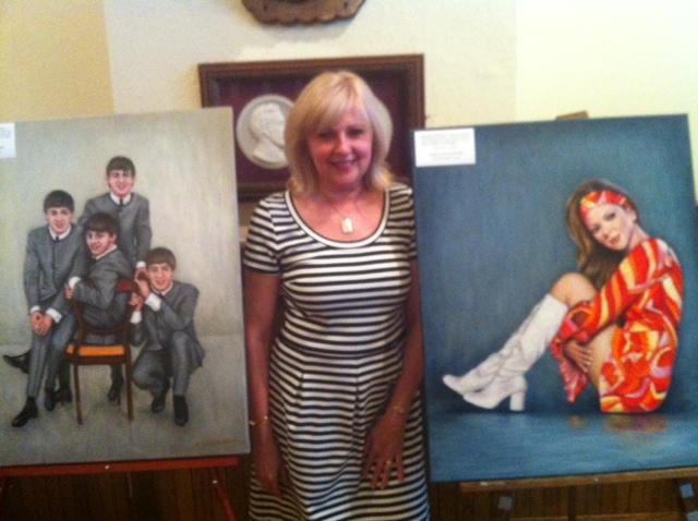 Czech Artist Renata Schmidt