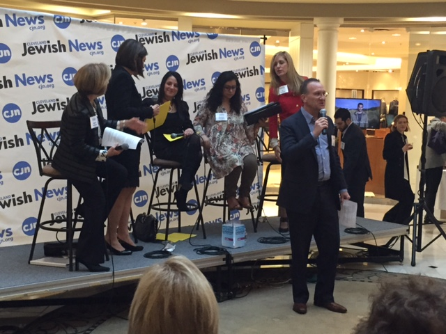 Cleveland Jewish News Holds Women in Leadership Session