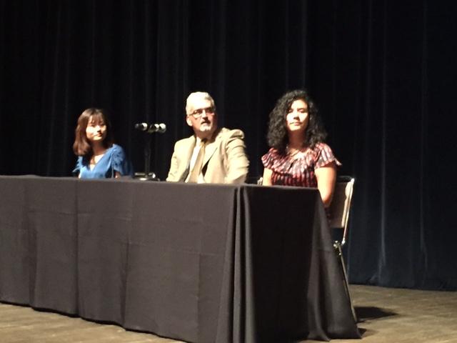 Yulu Li, George Koussa, Monica Ceja