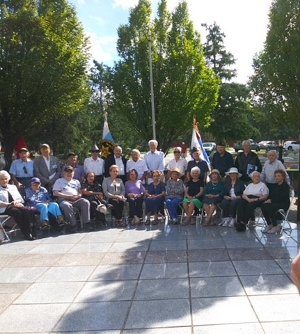 Holocaust Survivors at Kol Israel