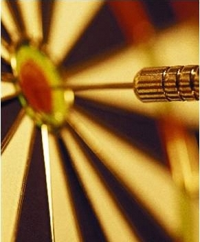11 Ways - dart board