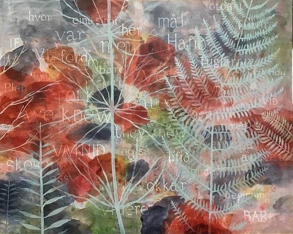 Margret Reykdal | Åpent atelier på Frysja søndag 28. april @osloopen  #osloopen #osloopen2019 #frysjakunstnersenter #margretreykdal