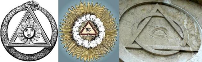 All-Seeing Eye Imagery