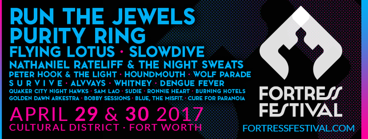 Fortress Festival is right around the corner!!