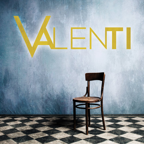 Album Cover Art for  Valenti  courtesy of Valenti - Art By: iamshaun.com