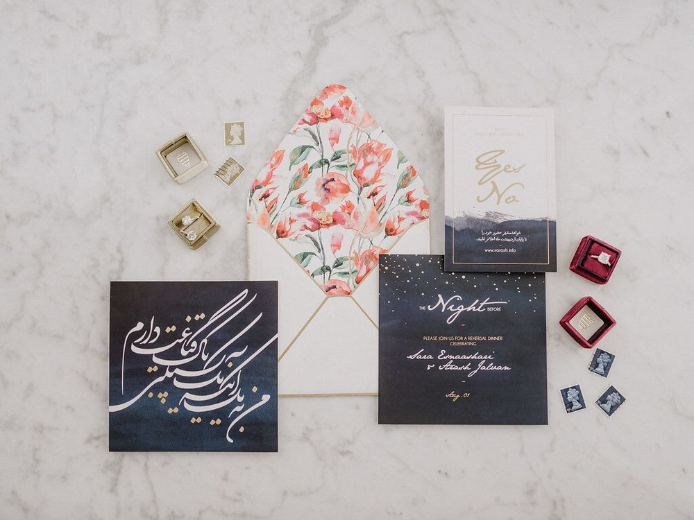 Key Elements For Great Wedding Invitations Savvy Event Studio