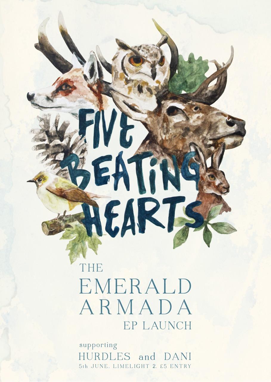 EA EP Poster A4