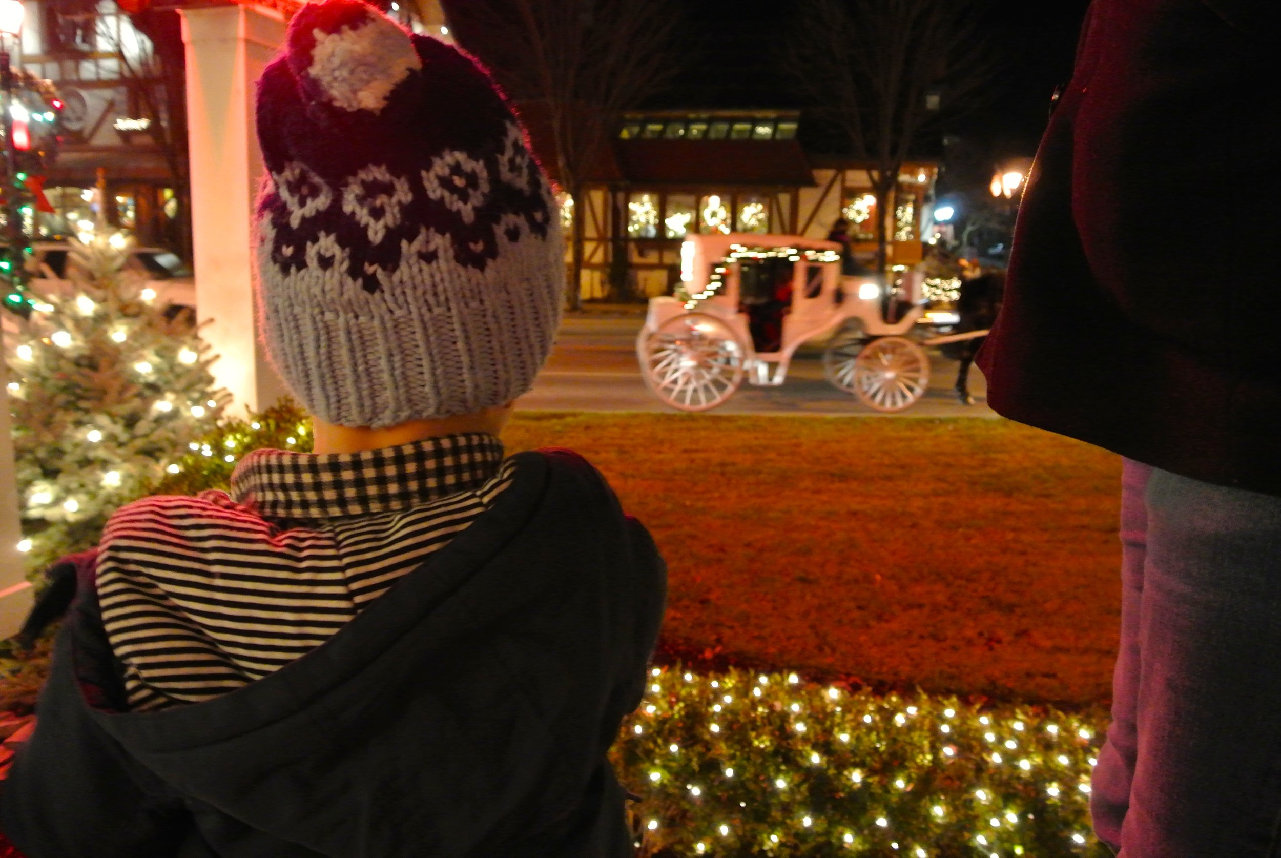 lights in frankenmuth