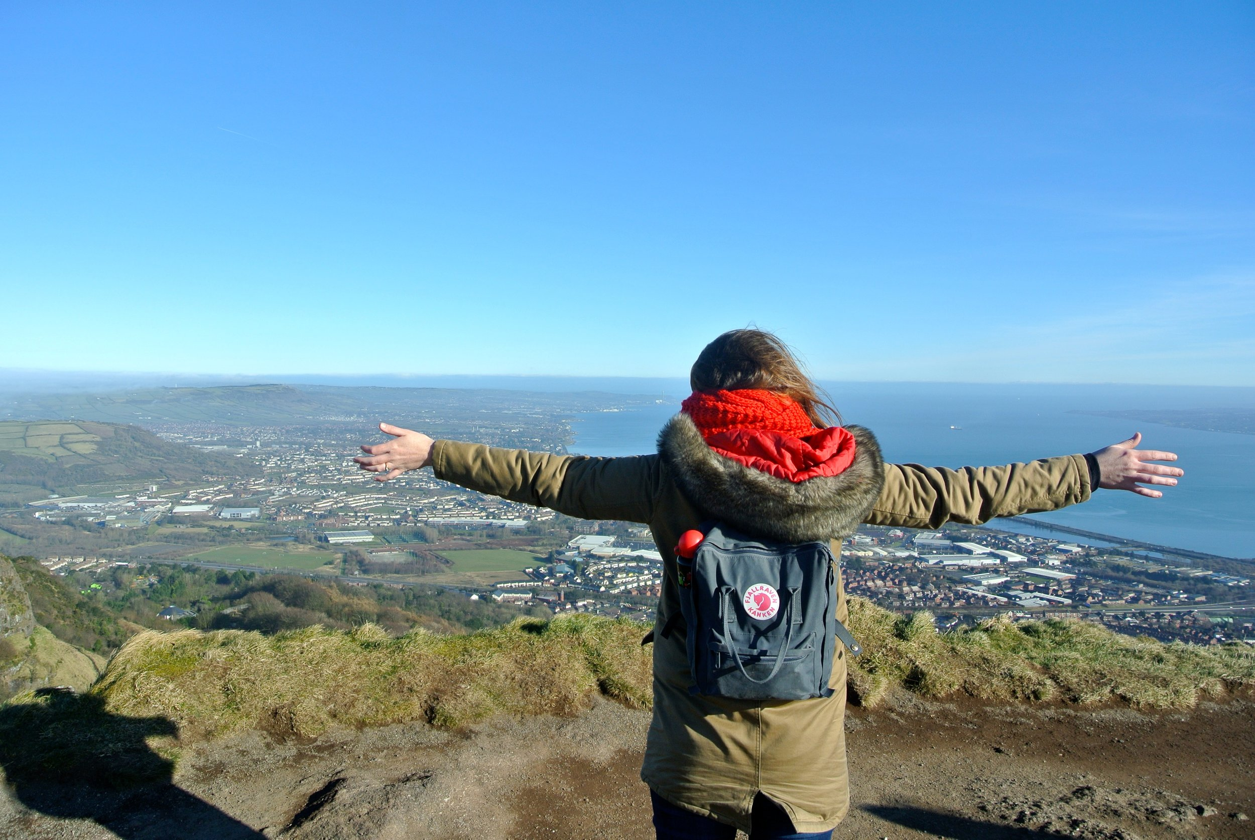 Cave Hill, Belfast, Self Discovery