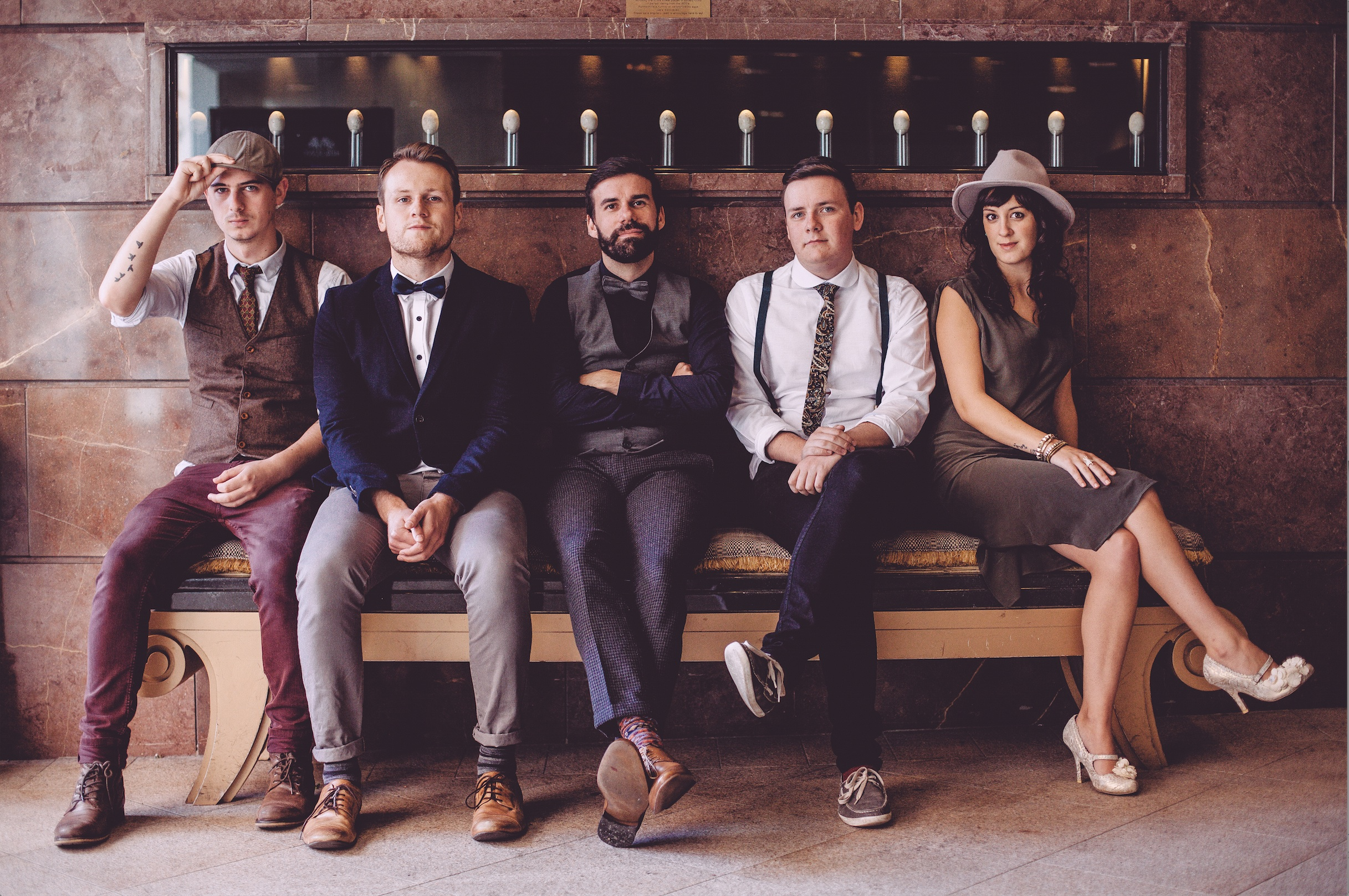 Bench Press Shot Rend Collective