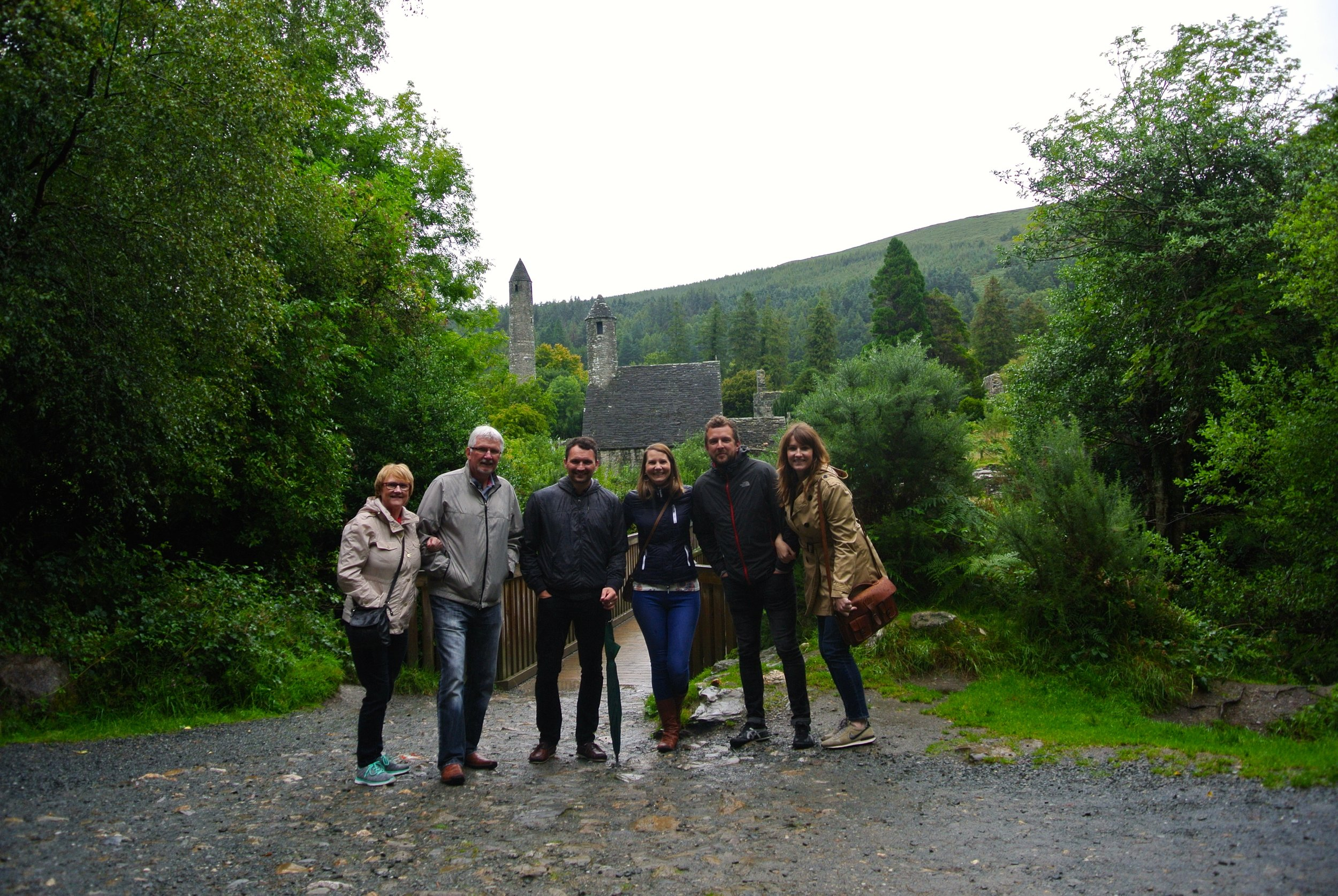 Beach Holidays in Ireland  South East Coast Edition      Mel Wiggins Glendalough is one of the oldest Monastic sites in Ireland  with remains dating back to the  th Century  Mind blowing  There     s something really incredible