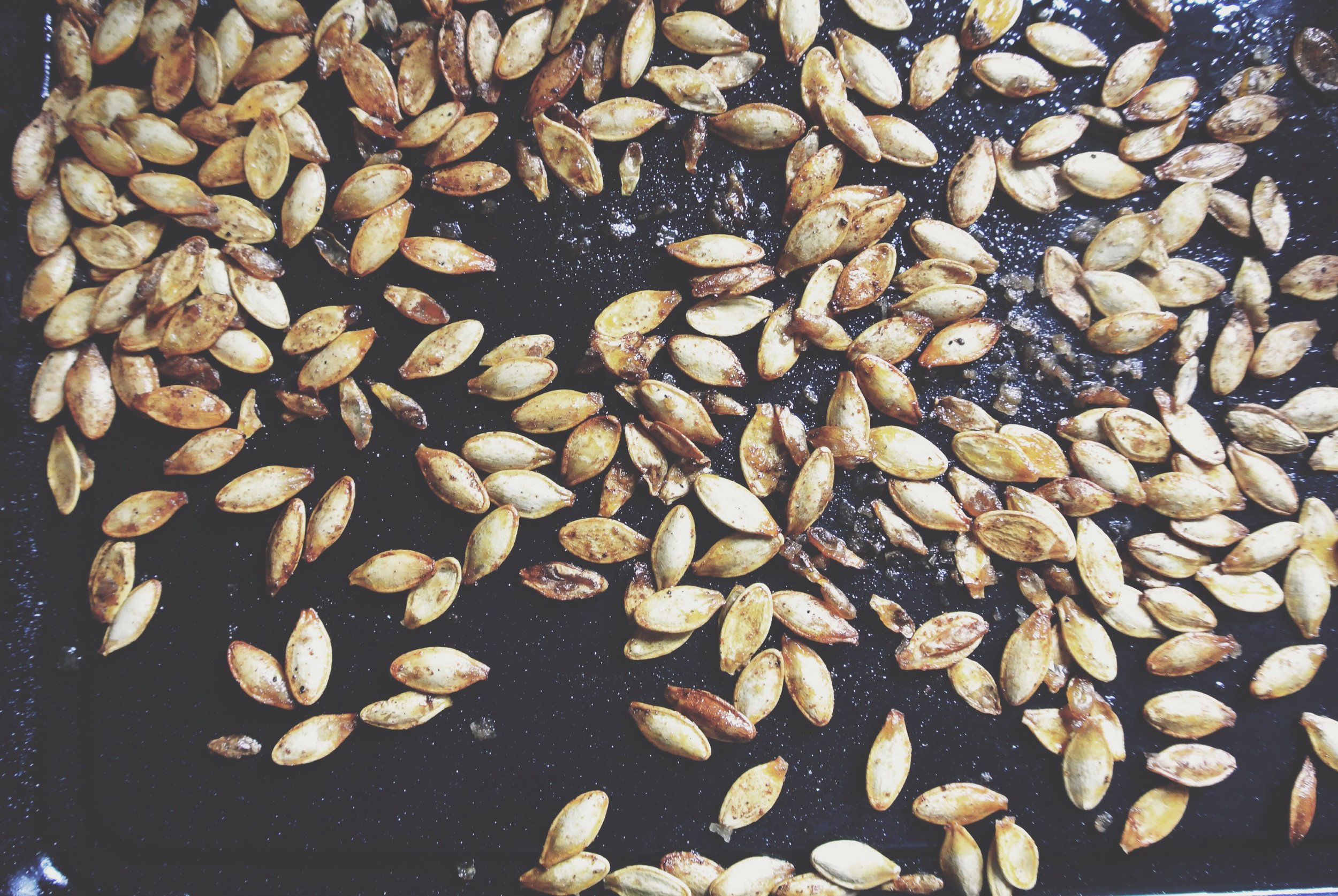 SMOKED PAPRIKA & SEA SALT PUMPKIN SEEDS