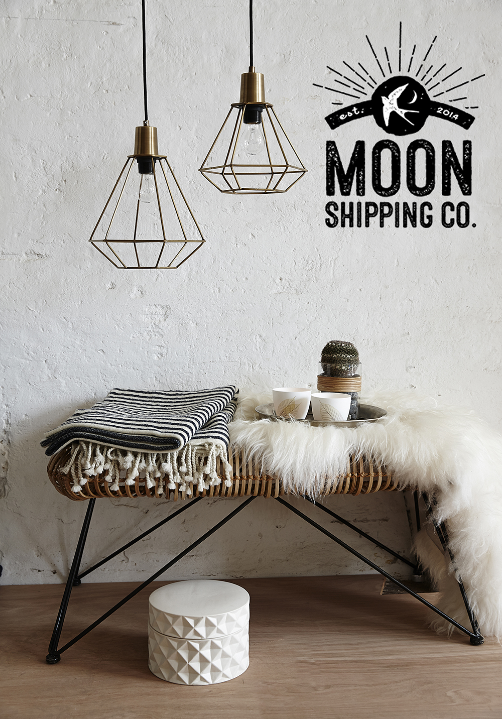 Moon Shipping Company Giveaway