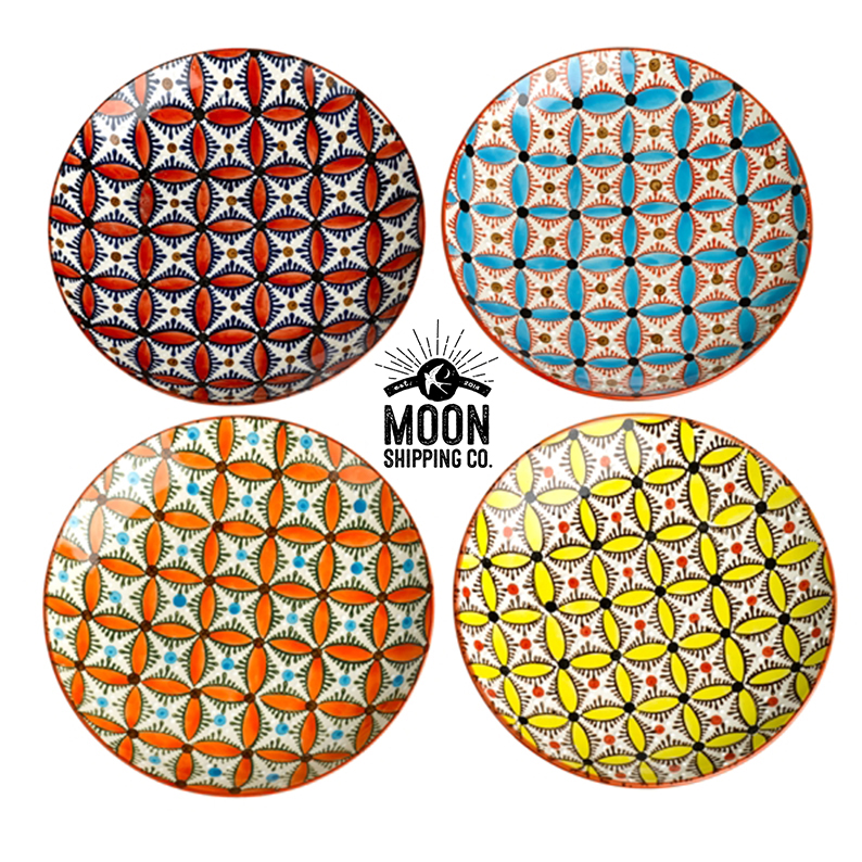 Hippyplates Moon Shipping Company