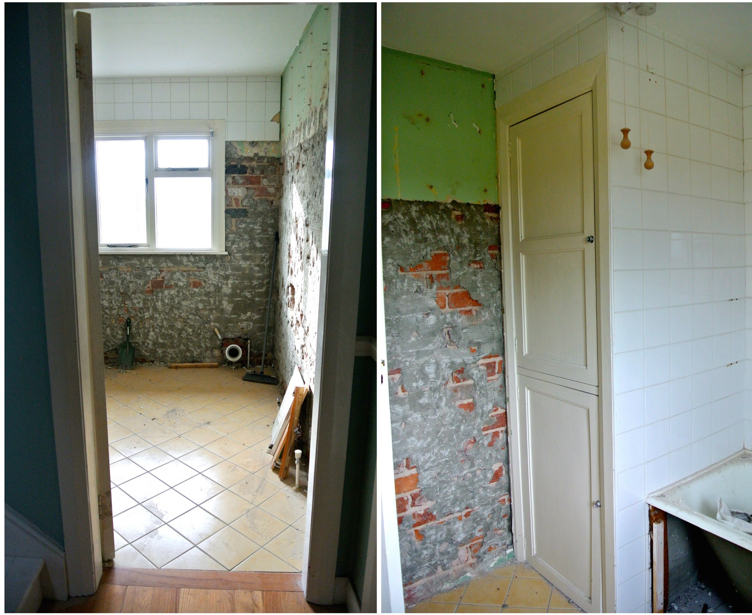 Bathroom Renovation Before Mel Wiggins