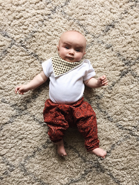 Om Baby Mel Wiggins1
