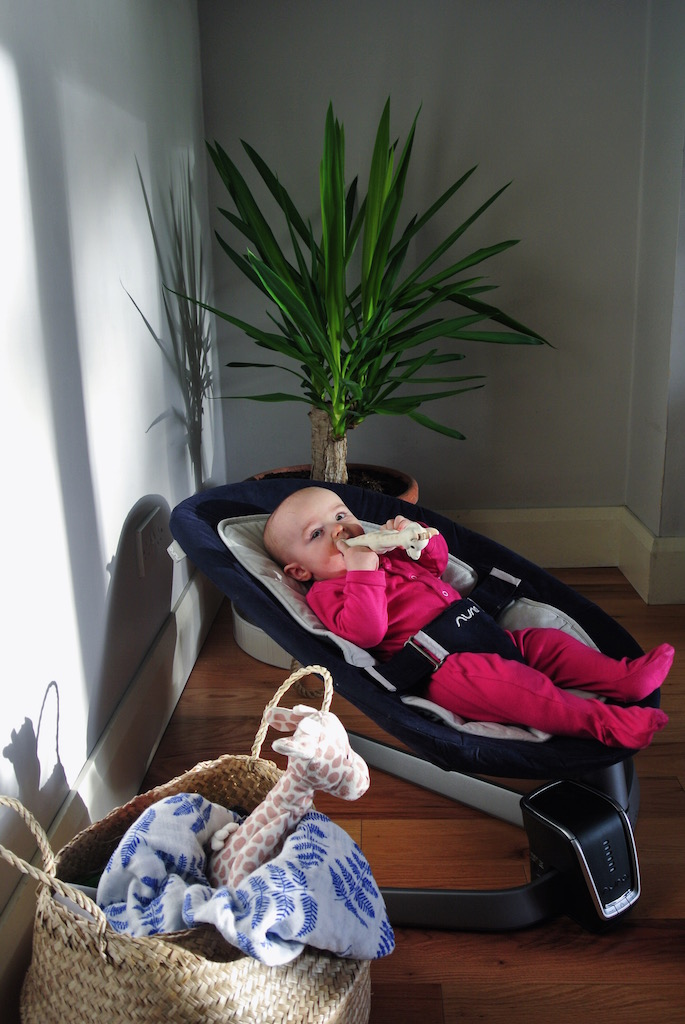 Nuna Leaf - End of maternity leave. MelWiggins.com