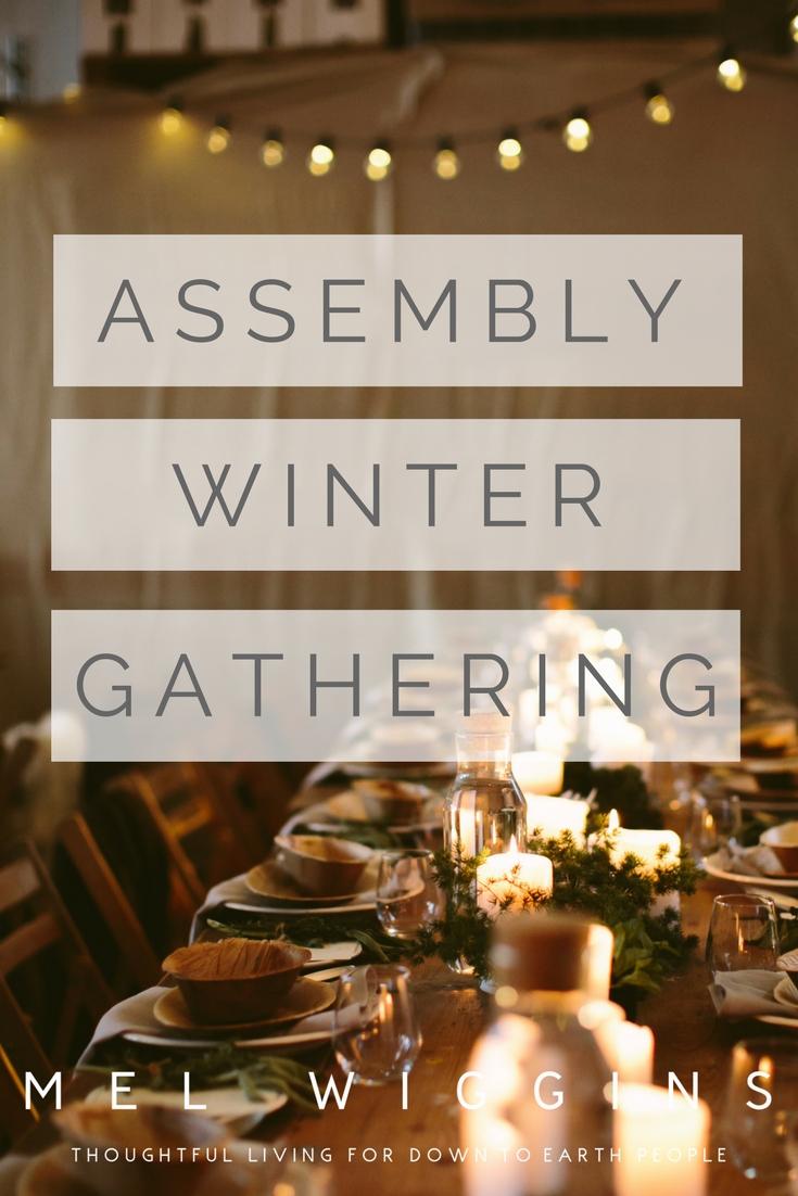 assembly winter gathering