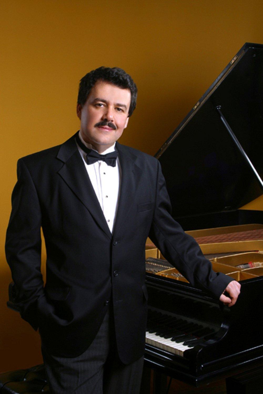 Ein Klavierabendder Extraklasse mitMikhail Yanovitski -
