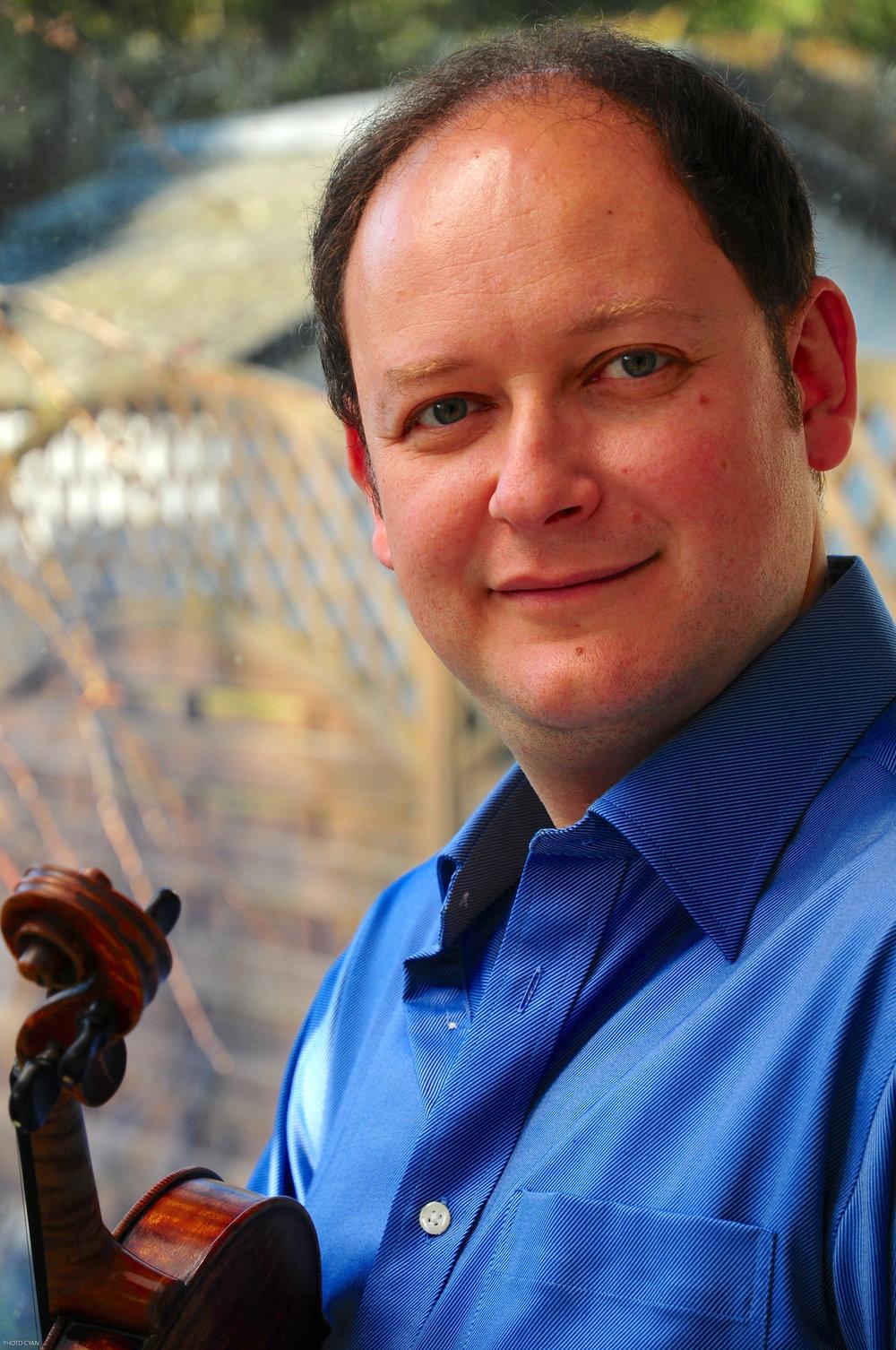 Vadim Tschijik - Violine
