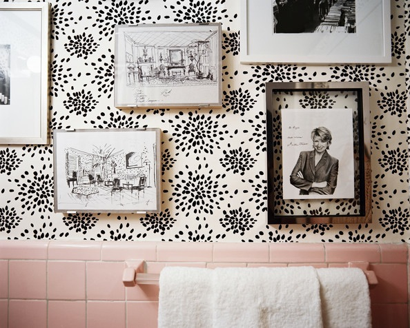 Pink Bathroom 2