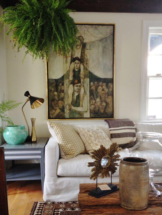 Lauren Liess's studio