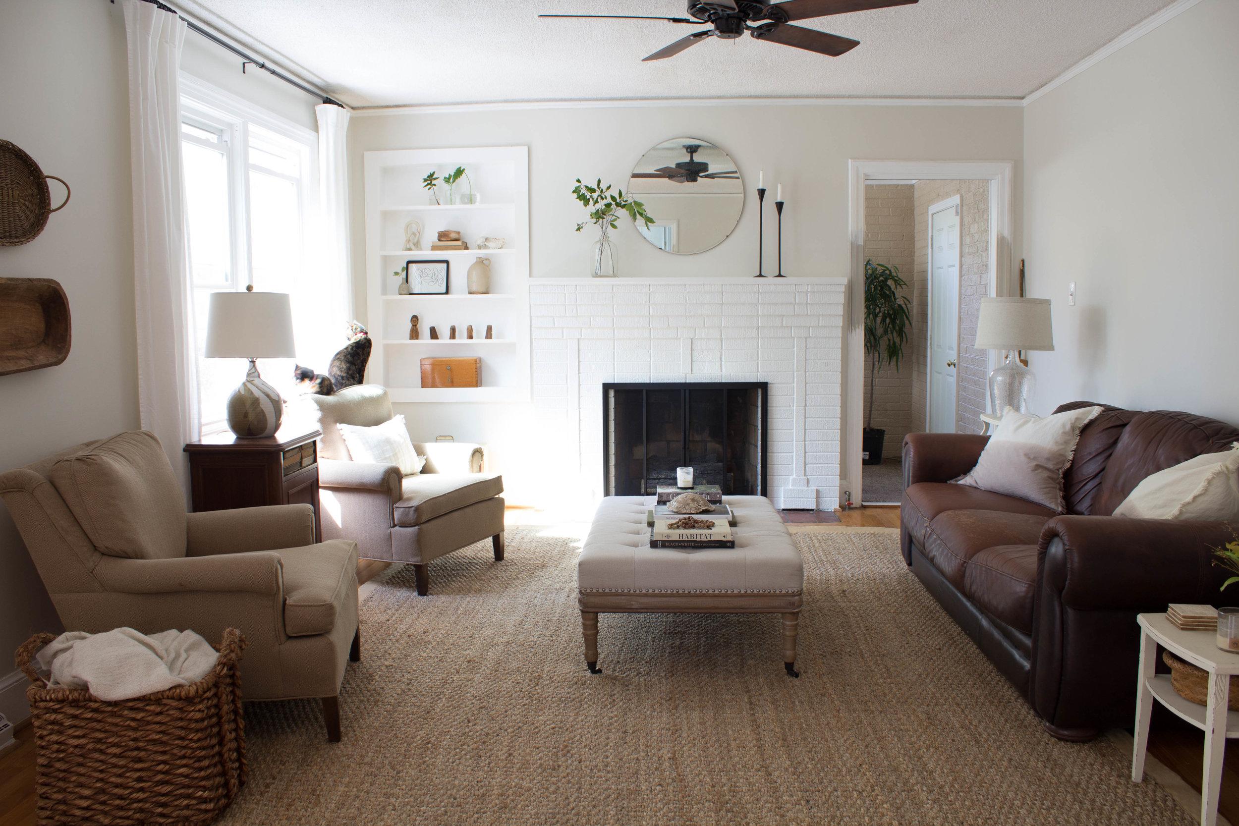 Our New Jute Rug Cultivate Interiors Interior Design Columbia SC