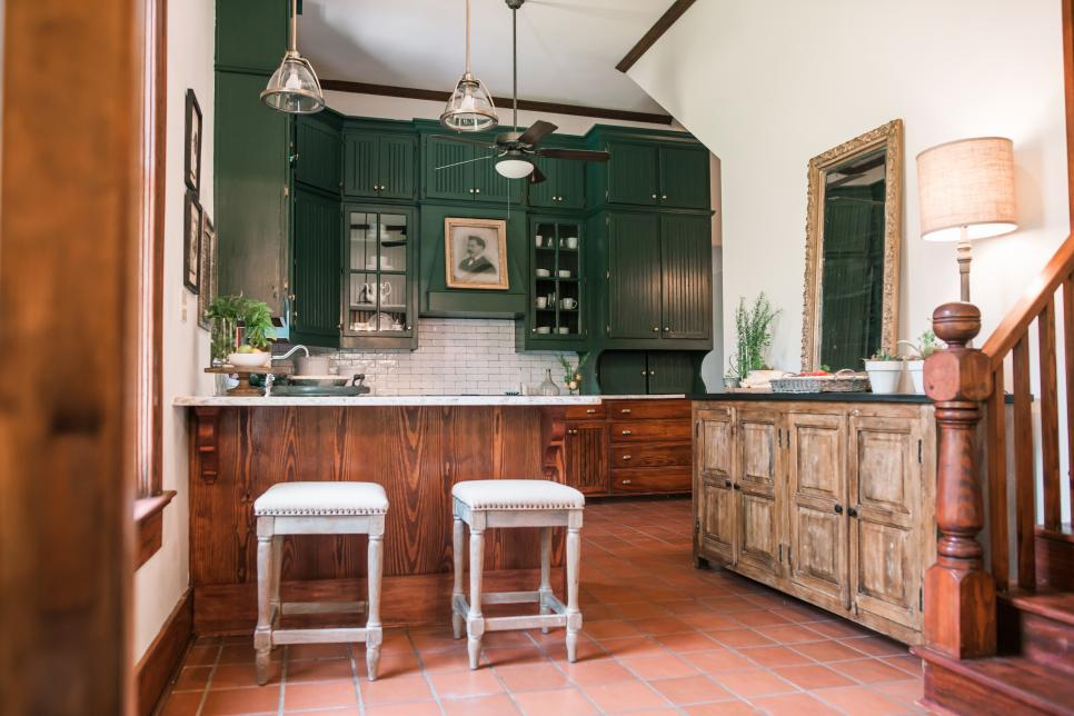 I Donu0027t Know If They Took Some Inspiration From That Onegreen DeVol  Kitchen, But Gosh This Is Gorgeous.