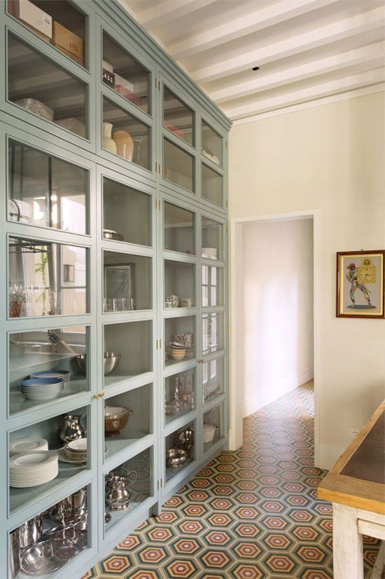 Those built-ins are BEAUTIFUL. But remember, quality has a price. If you know the designer, tell me! via  Fine Interiors