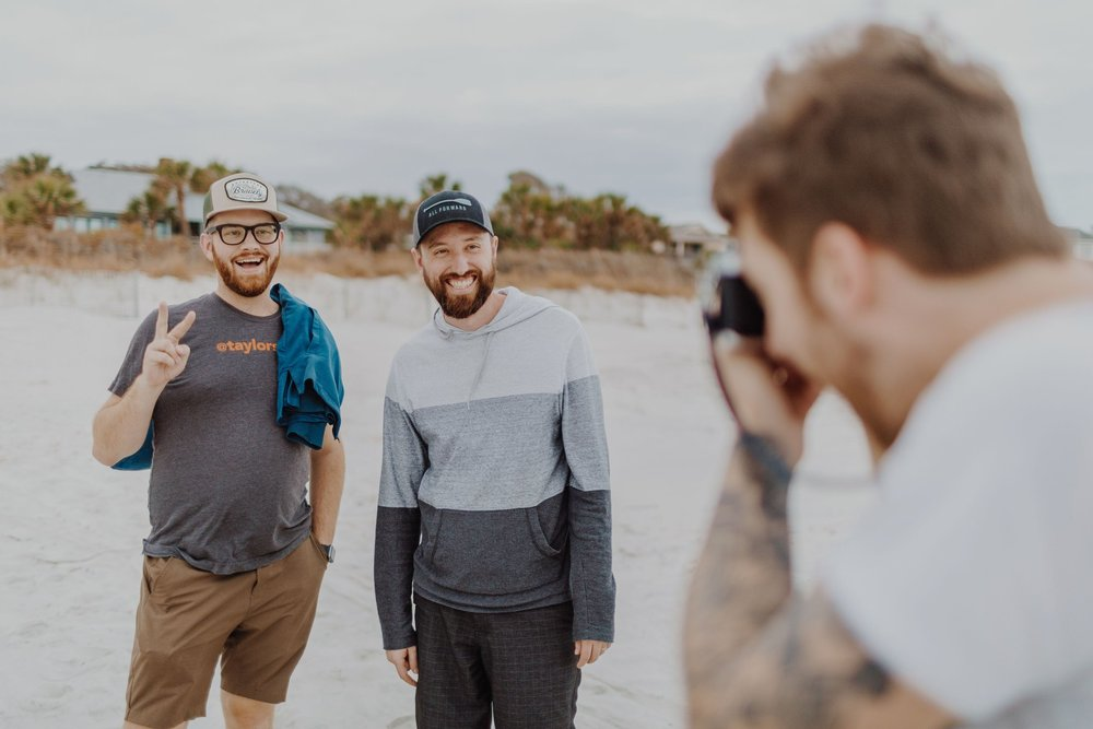 Behind every great video is an awesome group of people. - Meet the team that makes the magic happen every week.