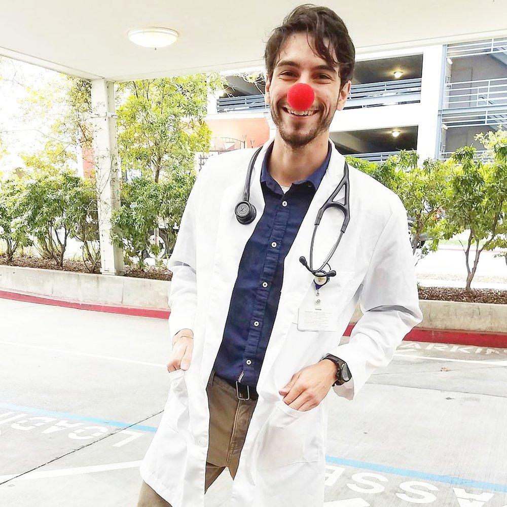 Mohammad, Nurse Anesthesia Resident
