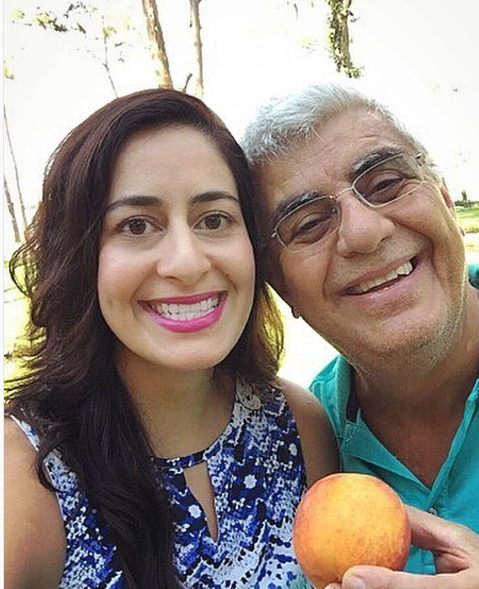 - The Doctor Behind The Doctor (PhD 📚 to MD) My Father Has Always Taught Me to Push Myself and Explore Beyond My Dreams ✨When Times Would Get Tough he would be there to remind me that life is Peachy 😊There is a Rainbow on the Other Side of this Uphill Battle 🌈One of his favorite sayings is that if it was easy being a doctor everyone would do it....I'm not sure if I 100% agree with that but it does prove that it's a strenuous path made for those who are dedicated and fearless at times 🏥This Support Has helped get me through college, medical school, residency and now fellowship (currently year #8after college) 👍On dozens of occasions along the way I remember crying and breaking down and wanting to call my father for his advice and wisdom 📞He would pick me up like no one else could 😭 Days Like Father's Day Remind Me to Celebrate My Role Models and those who have shaped me ❤️I Love You Babba Joon and Forever I Will Be Grateful 😘 #HappyFathersDay