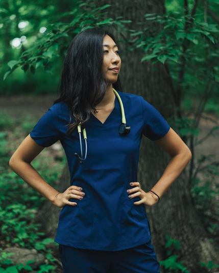 """@explorn_emcheng - """"…My favorite organ has always been the heart, ever since I lost my swim coach in high school to a heart attack. My coach was a father figure in my life, and the first person I had ever lost. He's one of the many reasons I decided to pursue a career in nursing."""""""