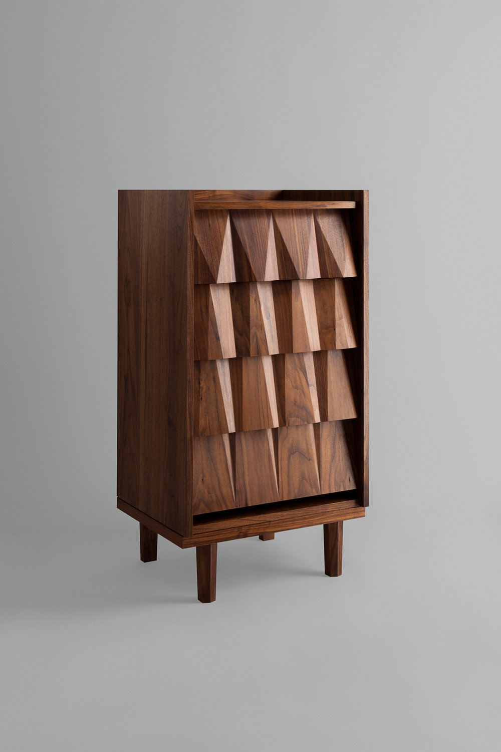 Juglans Chest of Drawers