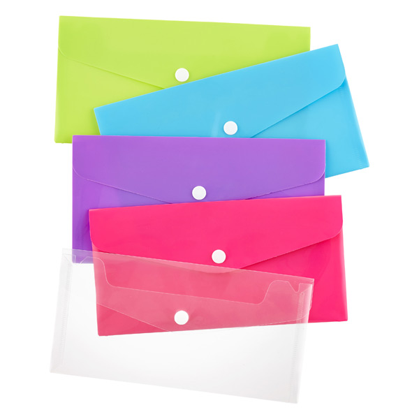 Envelope Snap Pouch - Just $1.79 here -
