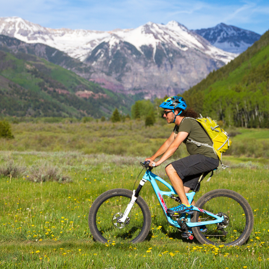 Mountain Biking in Telluride