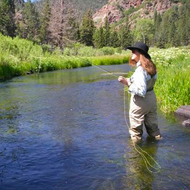 Fly Fishing in Telluride
